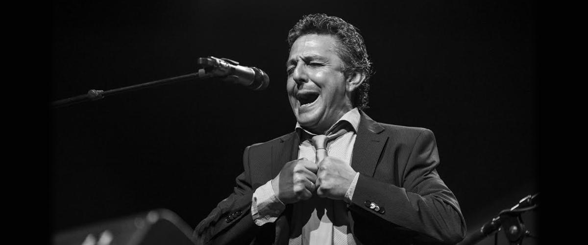 """Antonio Ayala """"El Rampa"""" cantando"""